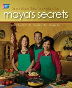 "cover from ""Maya's Secrets"" book"