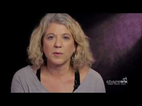 "screenshot from the video ""Jennifer Ramras (Breast Cancer: Life Goes On)"""