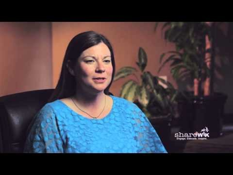 "screenshot from the video ""Lymphedema: Treatment Options"""