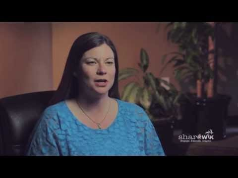 "screenshot from the video ""Lymphedema Complications: Be Prepared"""