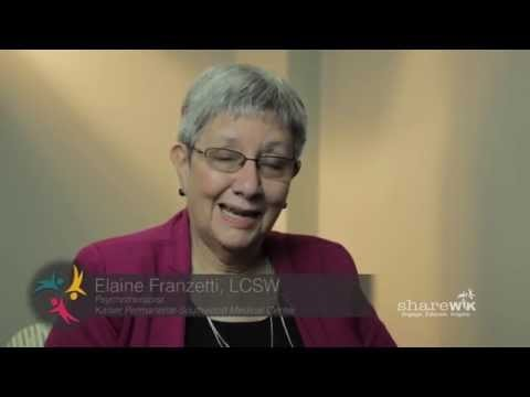 "screenshot from the video ""Breast Cancer and Sexuality: Finding Support"""
