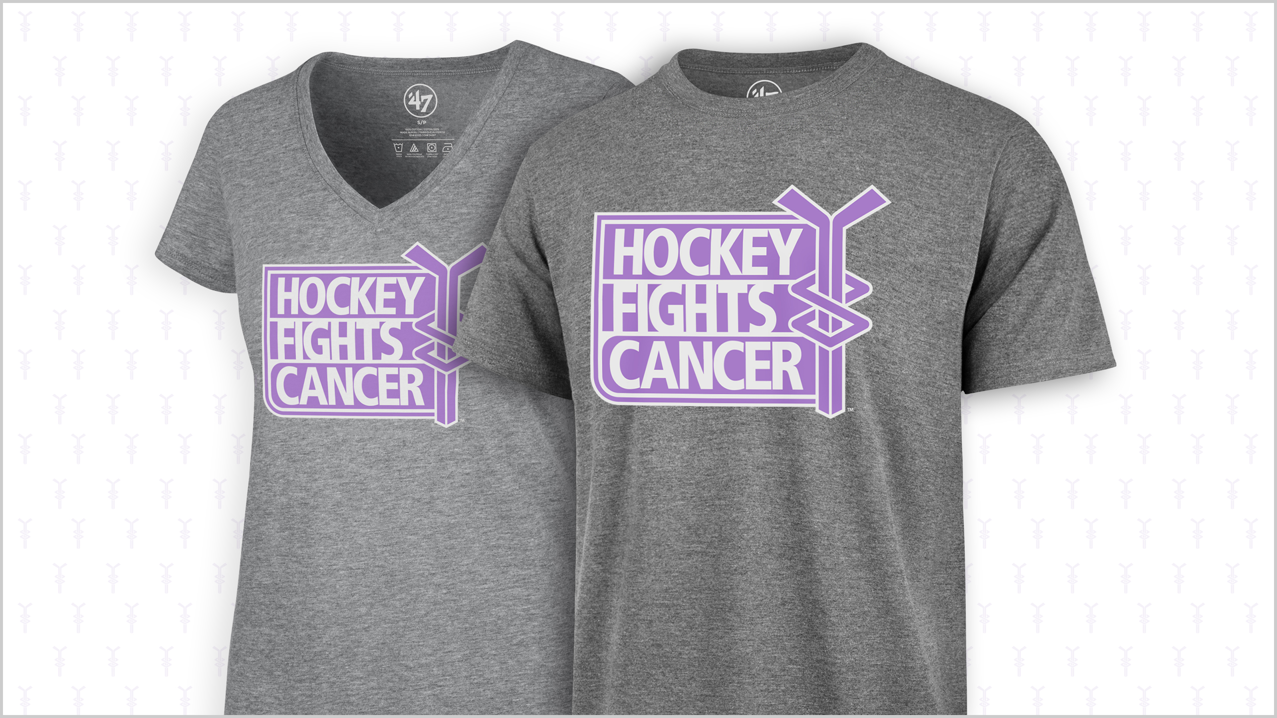 new styles f8de0 07411 Hockey Fights Cancer