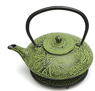 OH DS teapot