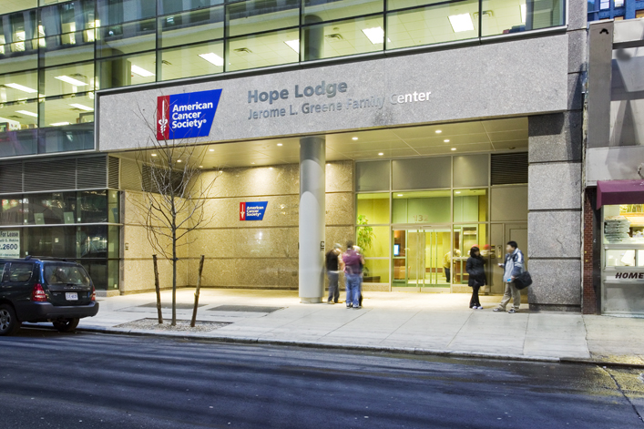 New York, NY Hope Lodge Exterior