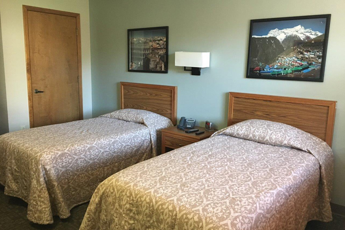 Kansas City, MO Hope Lodge Guest Room