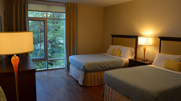 Salt Lake City, UT Hope Lodge Guest Room
