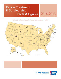 Facts and Figures Survivorship 2014 Cover