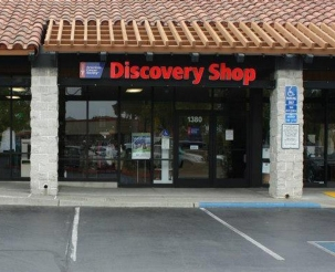 Napa Discovery Shop American Cancer Society