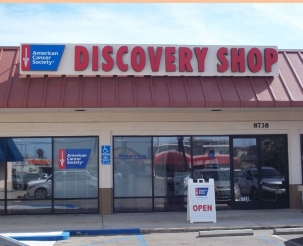Discovery Shop Northridge, CA exterior