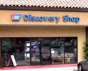 American Cancer Society Discovery Shop exterior Point Loma, CA