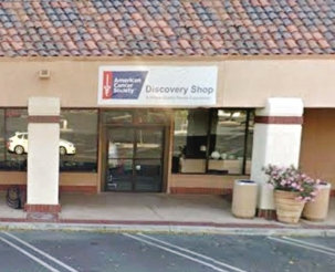 American Cancer Society Discovery Shop exterior Rancho Mirage, CA