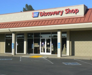 Discovery Shop Redding, CA