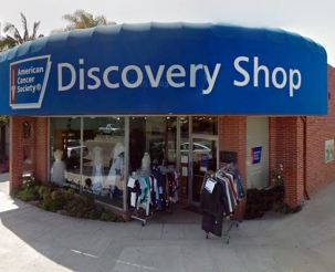 American Cancer Society Discovery Shop exterior Toluca Lake, CA