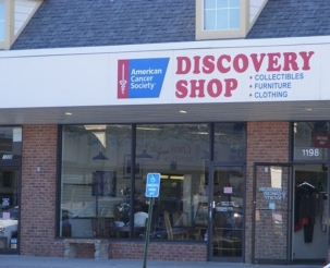 Columbus Franklin Discovery Shop American Cancer Society