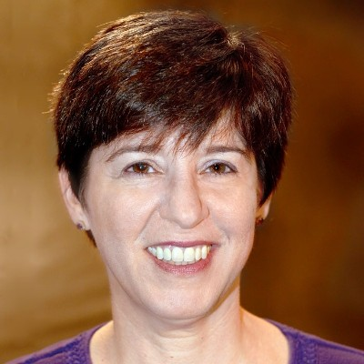 headshot of Stacy Simon, Senior Editor, News