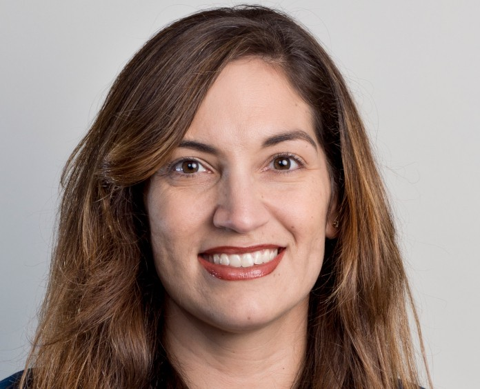 close up portrait of Christina Dieli-Conwright, PhD from University of Southern California
