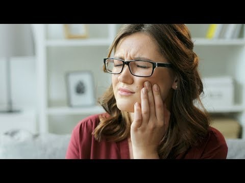 "screenshot from the video, ""Caregiver Series: Side Effects: Mouth Problems"""
